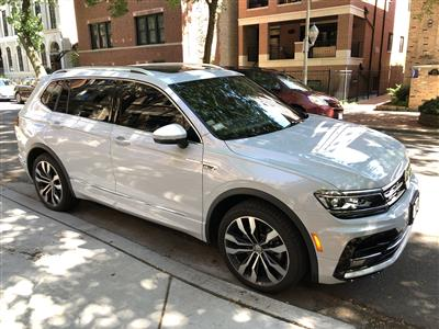 2019 Volkswagen Tiguan lease in Chicago,IL - Swapalease.com