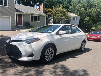 2019 Toyota Corolla lease in Tarrytown,NY - Swapalease.com