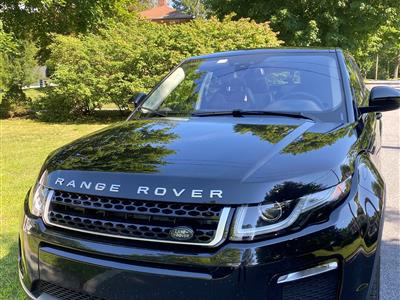 2018 Land Rover Range Rover Evoque lease in Dutchess County,NY - Swapalease.com