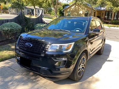 2018 Ford Explorer lease in Austin,TX - Swapalease.com