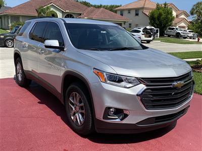 2020 Chevrolet Traverse lease in Lake Worth,FL - Swapalease.com
