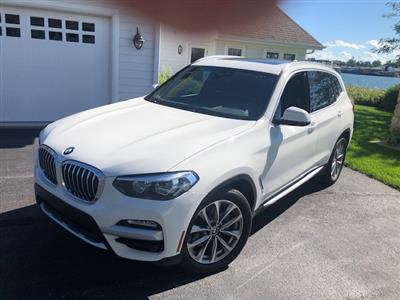 2019 BMW X3 lease in Sturgeon Bay,WI - Swapalease.com