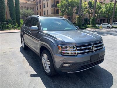 2019 Volkswagen Atlas lease in Irving,CA - Swapalease.com