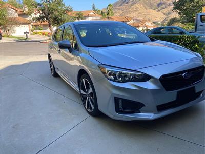 2019 Subaru Impreza lease in Agoura Hills,CA - Swapalease.com