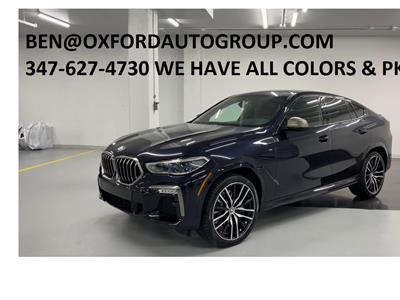 2021 BMW X6 lease in Ann Arbor,MI - Swapalease.com