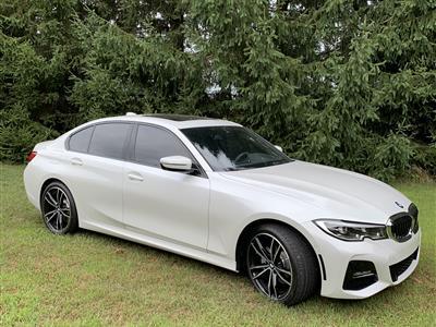 2020 BMW 3 Series lease in Ligonier,IN - Swapalease.com