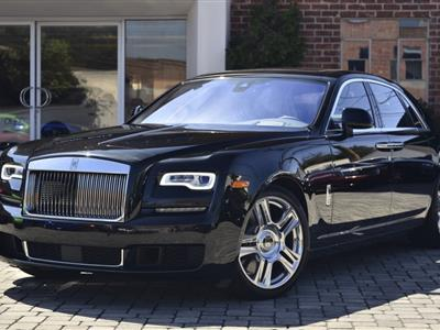 2018 Rolls-Royce Ghost lease in Pleasanton,CA - Swapalease.com