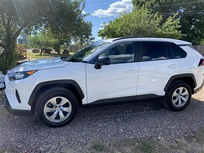 2020 Toyota RAV4 lease in Goodyear,AZ - Swapalease.com