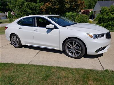 2020 Acura TLX lease in Cleveland,OH - Swapalease.com