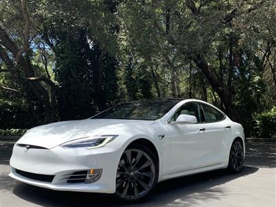 2018 Tesla Model S lease in San Jose,CA - Swapalease.com