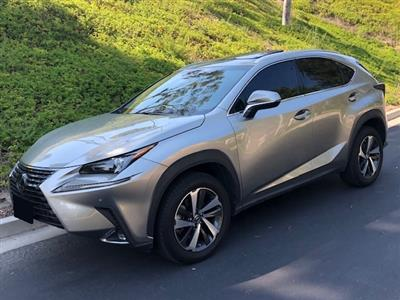 2019 Lexus NX 300 lease in Mission Viejo,CA - Swapalease.com