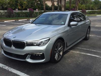 2019 BMW 7 Series lease in Miami Beach,FL - Swapalease.com