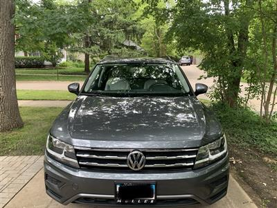 2019 Volkswagen Tiguan lease in Glencoe,IL - Swapalease.com