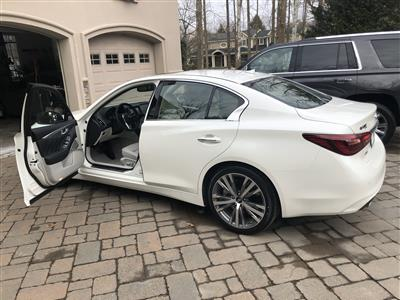 2019 Infiniti Q50 lease in OLD TAPEN,NJ - Swapalease.com