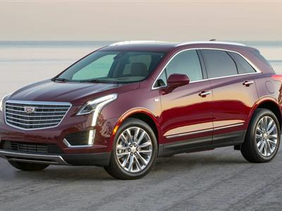 2018 Cadillac XT5 lease in Hatboro,PA - Swapalease.com