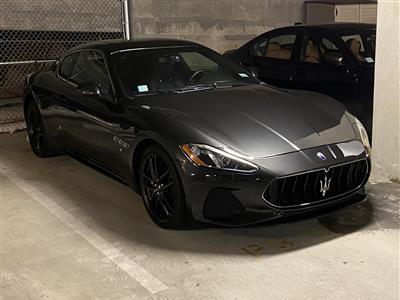 2018 Maserati GranTurismo lease in Washington,DC - Swapalease.com