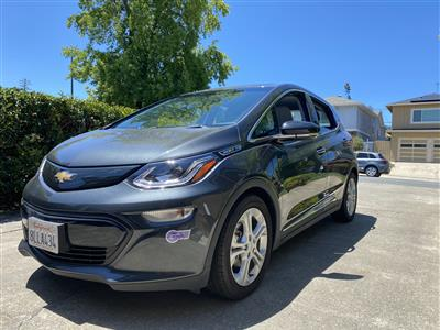 2019 Chevrolet Bolt EV lease in Redwood City,CA - Swapalease.com