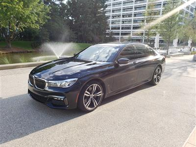 2019 BMW 7 Series lease in Atlanta,GA - Swapalease.com