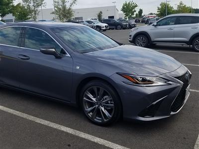 2019 Lexus ES 350 F Sport lease in Potomac Falls,VA - Swapalease.com