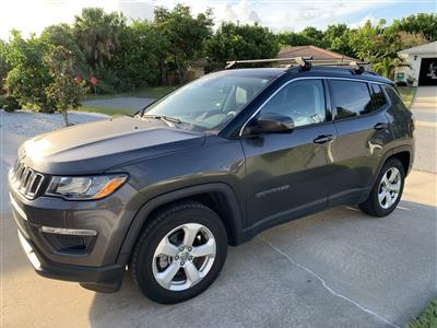 2018 Jeep Compass lease in Indialantic,FL - Swapalease.com