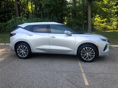 2019 Chevrolet Blazer lease in Commerce Township,MI - Swapalease.com