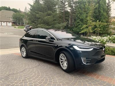 2020 Tesla Model X lease in Agoura Hills,CA - Swapalease.com