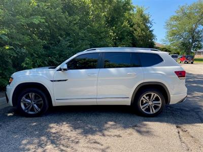 2018 Volkswagen Atlas lease in Lawrence,KS - Swapalease.com