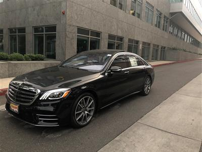 2019 Mercedes-Benz S-Class lease in Beverly Hills,CA - Swapalease.com