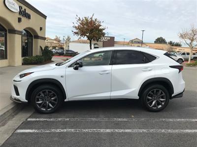 2020 Lexus NX 300 F Sport lease in Spring Valley,CA - Swapalease.com