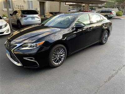 2018 Lexus ES 350 lease in Los Angeles,CA - Swapalease.com