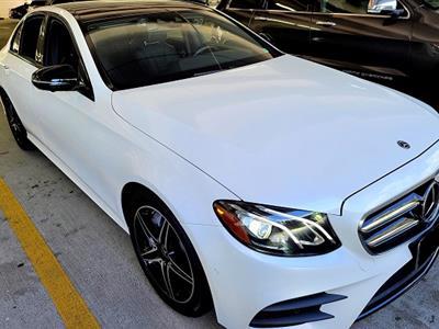 2019 Mercedes-Benz E-Class lease in San Diego,CA - Swapalease.com