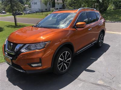 2019 Nissan Rogue lease in Henrietta ,NY - Swapalease.com