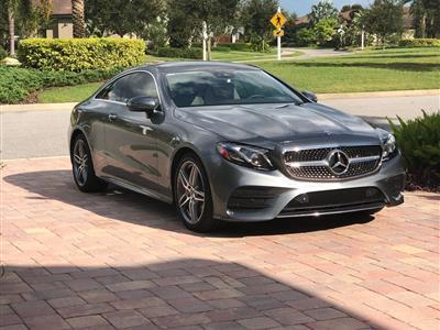 2018 Mercedes-Benz E-Class lease in Bradenton,FL - Swapalease.com