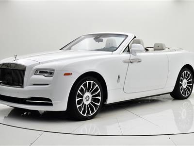 2018 Rolls-Royce Dawn lease in Southampton,NY - Swapalease.com