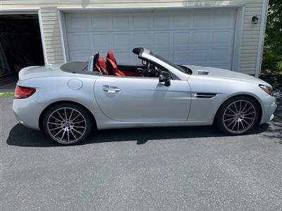 2019 Mercedes-Benz SLC Roadster lease in West Orange,NJ - Swapalease.com
