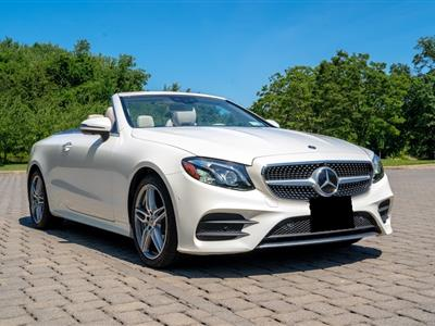 2019 Mercedes-Benz E-Class lease in New York,NY - Swapalease.com
