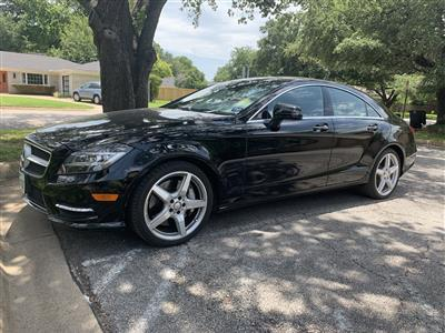 2014 Mercedes-Benz CLS-Class lease in Fort Worth,TX - Swapalease.com