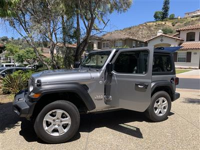 2019 Jeep Wrangler lease in Encinitas,CA - Swapalease.com
