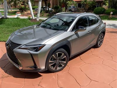 2019 Lexus UX lease in Miami,FL - Swapalease.com
