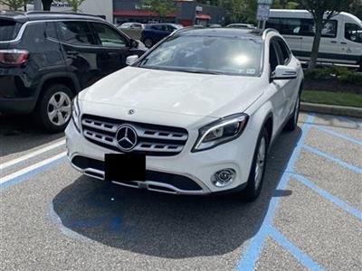 2020 Mercedes-Benz GLA SUV lease in ,NJ - Swapalease.com