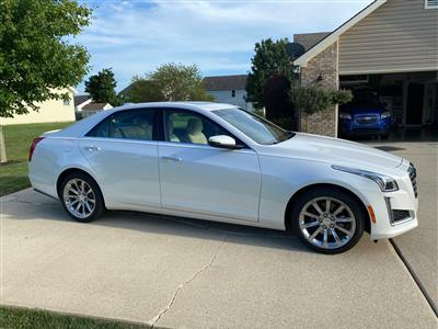 2019 Cadillac CTS lease in Kokomo,IN - Swapalease.com