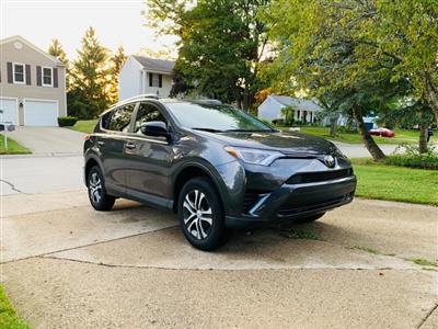 2018 Toyota RAV4 lease in Farmington Hills,MI - Swapalease.com