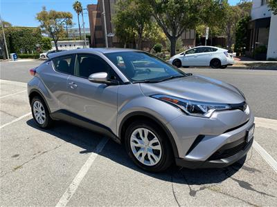 2019 Toyota C-HR lease in West hollywood ,CA - Swapalease.com