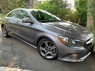 2018 Mercedes-Benz CLA Coupe lease in Scarsdale,NY - Swapalease.com