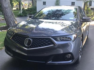 2018 Acura TLX lease in Pittsford,NY - Swapalease.com