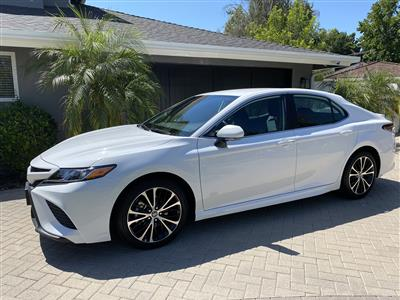2019 Toyota Camry lease in Woodland Hills,CA - Swapalease.com