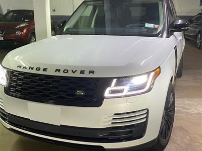 2018 Land Rover Range Rover lease in Flushing,NY - Swapalease.com