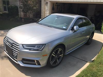 2018 Audi A4 lease in Round Rock,TX - Swapalease.com