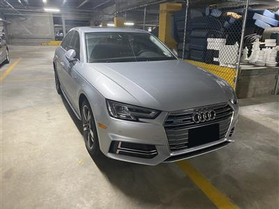 2018 Audi A4 lease in Long Beach,NY - Swapalease.com