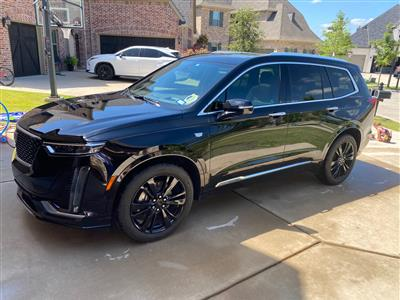 2020 Cadillac XT6 lease in Celina,TX - Swapalease.com